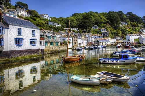 RV hire in Cornwall