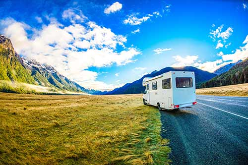 The Best Places For Motorhome Hire In The UK